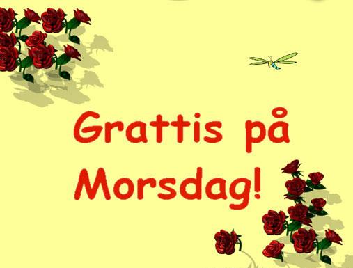 Mors Dag - Fête des Mères dimanche 29 mai 2016