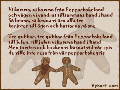grattiskort till pojkvän Pepparkakeland   Vykort, födelsedagskort, grattiskort, julkort, e kort grattiskort till pojkvän