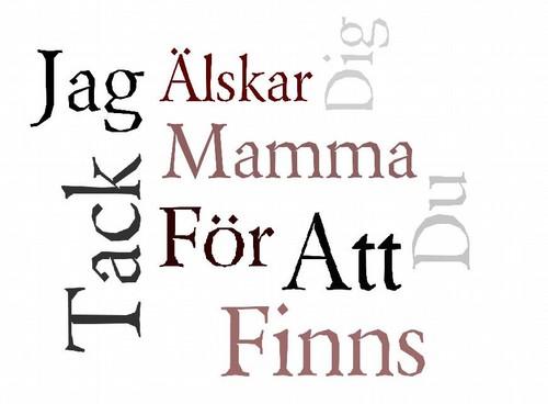 grattiskort mamma Jag älskar dig mamma   Vykort, födelsedagskort, grattiskort  grattiskort mamma