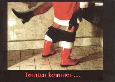grattiskort julkort Tomten kommer   Vykort, födelsedagskort, grattiskort, julkort  grattiskort julkort