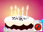 animerat grattiskort Animerade födelsedagskort   Vykort, födelsedagskort, grattiskort  animerat grattiskort